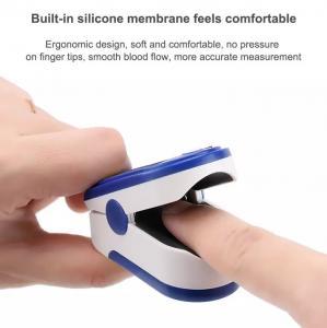 China Digital Heart Rate Monitor 1.5V Fingertip Pulse Monitor factory