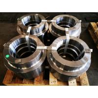 China Non Ferrous Forged Steel Rings Hot Rolled For Food & Beverage Indutry factory