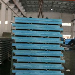 China heat proof 0.326mm steel sheet XPS sandwich roof panel 5950 x 1050 x 50mm factory