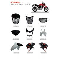 Buy cheap Honda CBX250 TWISTER Motorcycle Spare Parts A Class Material Long Lifespan from wholesalers