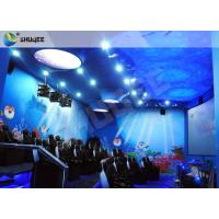 China Cost-effective Whole Set 5D Theater System With Special Effects And Electric System factory
