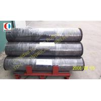 Dock / Berth Cylindrical Rubber Fender For Collision Avoidance