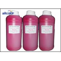 China Artificial Leather Printing Epson Eco Solvent Ink With High Color Saturation factory