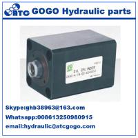 Buy cheap Direct power rod compact thin double acting hydraulic cylinder oil Mechanical parts from Wholesalers