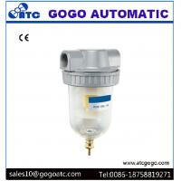 Buy cheap Quick Exhaust Valve , Pneumatic Air Source Treatment Air Filter Regulator High Efficiency from Wholesalers