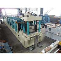 Buy cheap Automatic Sheet Metal Roll Forming Machine Z Purlin For Cutting from Wholesalers