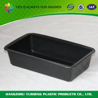China Disposable Plastic Food Trays PET Take Away Tray on sale