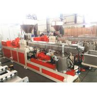 Buy cheap Color Pigment Pvc Cable Extruder Machine , Plastic Film Extruder Machine from Wholesalers