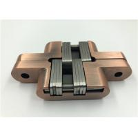 Buy cheap High Performance Hidden Door Hinges Multiple Finishes Smooth Operation from Wholesalers
