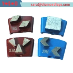 China 041 diamond grinding block for Terrazzo floor factory