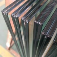 Buy cheap Australia Standard Frameless Clear Toughened PVB Laminated Balustrade Glass price m2 from Wholesalers