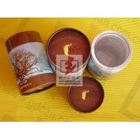China Biodegradable Paper Cans Packaging Wedding Gift Tube Boxes on sale
