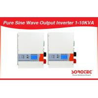 China Generator Output Solar Power Inverters Short Circuit Protection on sale