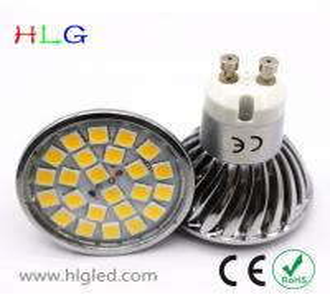 Buy cheap 5W high power LED spotlight 5W LED bulb lamp GU10/E27 5W AC85-265V White/Warm White from Wholesalers