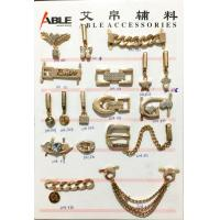 Buy cheap Wholesale Various Designs and materials shoe buckle for shoes trim, factory supply metal shoes trim from Wholesalers