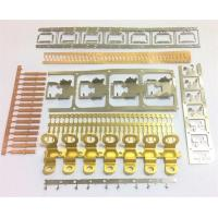 Buy cheap XZ-86 Metal Stamping Dies Stainless Steel Terminals Computer Industry from Wholesalers