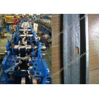 Buy cheap Automatic C Purlin Forming Machine , Purlin Making Machine Easy Installation from Wholesalers