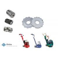 Buy cheap Scarifying Machine Tungsten Carbide Edco Parts Interchangeable Cutter Assemblies from Wholesalers