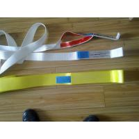 Buy cheap 7 To 1 Safety Factor Lifting Slings , 3000kg Webbing Lifting Slings With Blue Label from Wholesalers