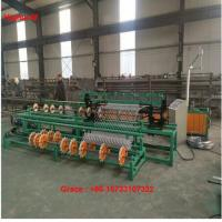 China China most Advanced Chain Link Fence Weaving Machine with Fair Price factory
