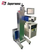 China Cold light Road UV Laser Type Marking Application For Electrical Plastic Marking factory
