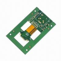 China Rigid-flex PCB, Prototype Service with 2 Layers  on sale