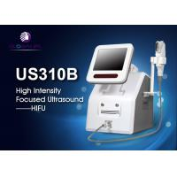 Buy cheap Medical Hifu Beauty Machine For Instant Wrinkle Removal And Face Lifting Body Slimming from Wholesalers