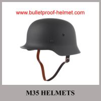 Buy cheap Wholesale Cheap China Military Green M35 Police Army Bulletproof Helmet from Wholesalers