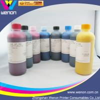 China sublimation ink for Epson R1800 R1900 R2000 R3000 inkjet printer sublimation ink factory
