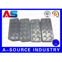 Buy cheap Medicine Plastic Blister Packaging To Install 2ml Vials Matching Hgh Boxes from Wholesalers