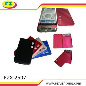 """China Custom 2.5""""SATA Hard Disk Enclosure/External HDD Enclosure on sale"""