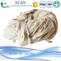 Buy cheap Hot Sale 36/38 A Gade Salted Sheep Casing, Sausage Casing, Natural Casing, Salted Hog Casing from Wholesalers