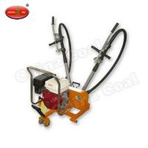 China Rail Track Ballast Tamper ND-4.2*2 Gasoline Rail Switch Tamping Machine factory