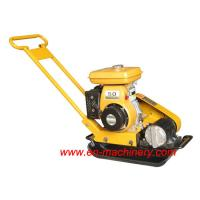Buy cheap Compactor with Walk Behind Design Vibrator Plate Compactor with clear price from wholesalers