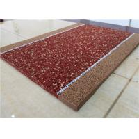 China Eco - Friendly EPDM Jogging Track Professional For Football Training Field factory