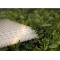 Buy cheap Weather Resistance Polycarbonate Roofing Sheets Agricultural Greenhouse from wholesalers