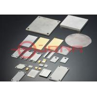 Buy cheap Accurate Tolerance Ag Plate High Thermal Conductivity 70MoCu For IGBT In EV / from wholesalers