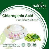 Buy cheap Best Sells Product Green Coffee Bean Extract Powder Chlorogenic Acid from wholesalers