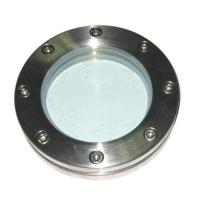 China Hygienic Industrial Sight Glasses For Pressure Vessels , High Pressure Sight Glass factory