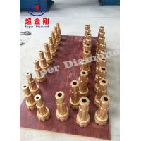 China Mining Uing 5 Inch 127mm DTH Drill Bits For Down The Hole Hammer DHD350 factory