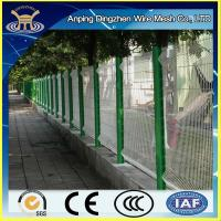 Buy cheap Particular PVC coated welded wire mesh fence panels in 6 gauge from Wholesalers