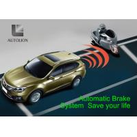 China Car Accessories Reverse Parking Sensors With 0.7-2.5m Optional Braking Distance factory