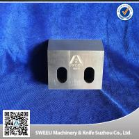 Buy cheap D2 / SKD11 Plastic Granulator Blades customized Hardness long working life from Wholesalers