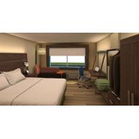 Buy cheap Commercial Luxury Hotel Furniture , Apartment Hotel Bedroom Furniture from Wholesalers