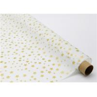 China Colourful Printing Waxed Tissue Paper For Food For Baking And Picnic Packing factory