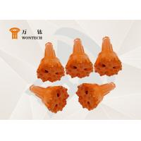 China Alloy Steel Rock Blasting Tools , Borewell Drilling Hammers And Bits Antirust factory