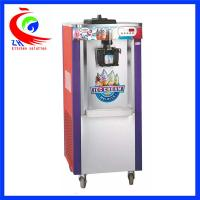 China Single Handle Commercial Ice Cream Maker Machine 220-240v / 50hz factory