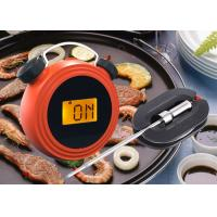 Buy cheap Smart Phone App Controlled Backlit Screen Bbq Meat Digital Thermometer For from wholesalers