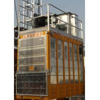 Buy cheap Construction Site Passenger And Materal Hoist SC200/200 Highly Strengthen Structure from Wholesalers
