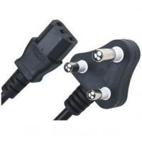 China South Africa Computer power cable with C13 Connector on sale